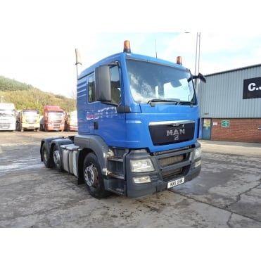 TGS26-440 6x2 Tractor Unit 2011 MANUAL GEARBOX