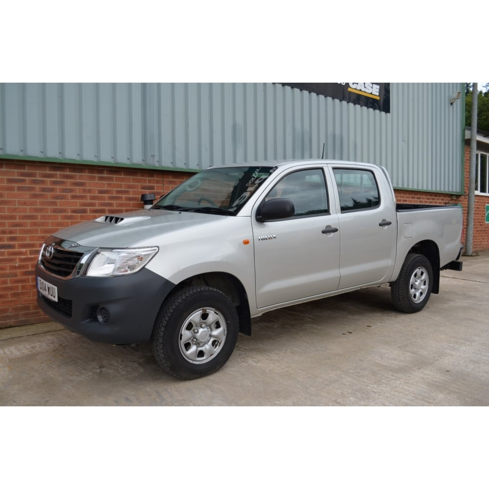 toyota toyota hilux d4d 4x4 pick up cars and vans from. Black Bedroom Furniture Sets. Home Design Ideas