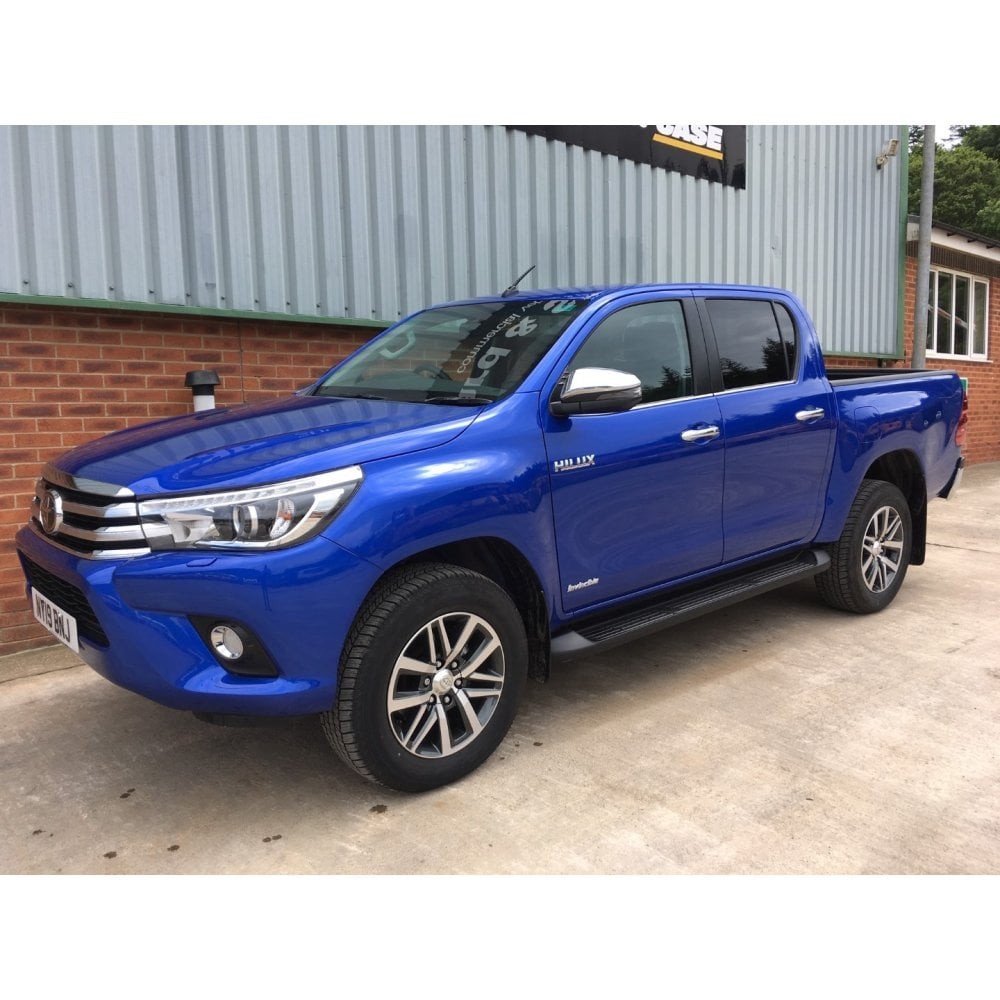 Kelebihan Hilux Pick Up Review