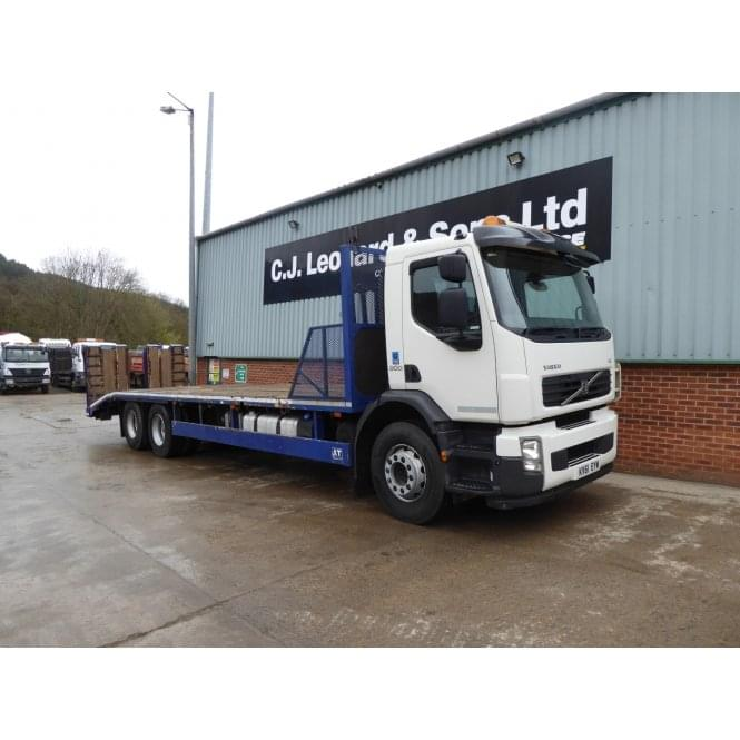 VOLVO FE300 6 x 2 Beavertail, Manual Gearbox 2012