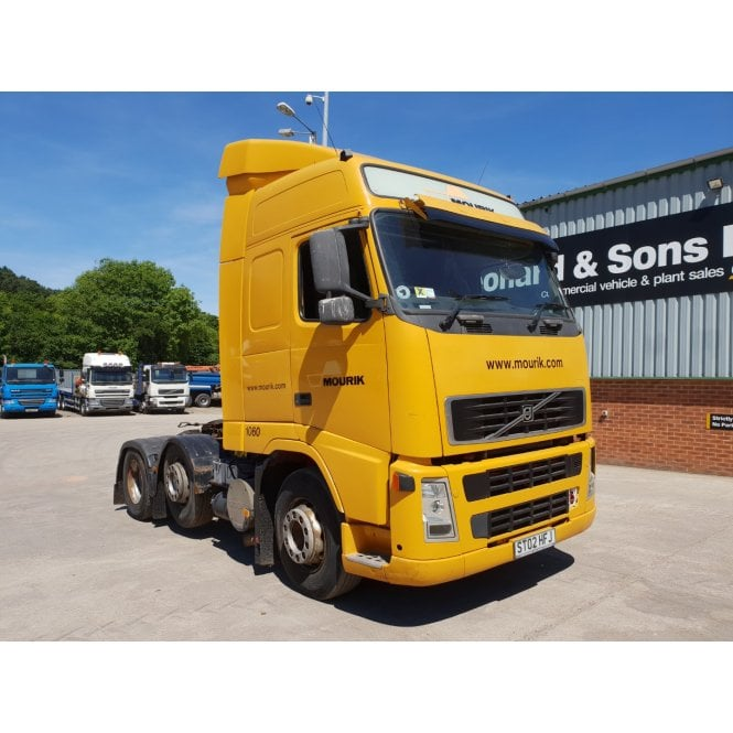 Volvo Fh12 460 6 X 2 Tractor Unit  Manual Gearbox 2002