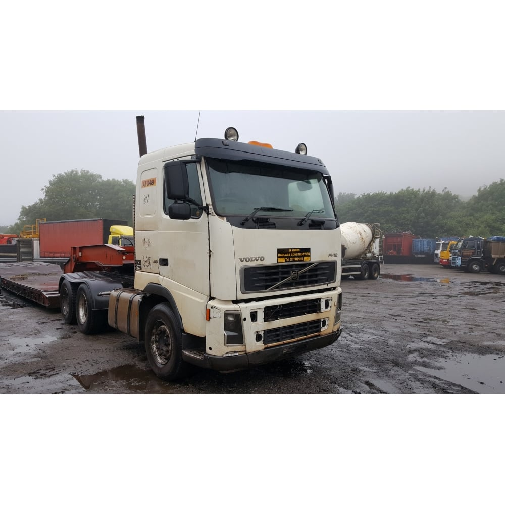 c723b7e454 VOLVO FH12-460 6x4 Tractor Unit 2004 MANUAL GEARBOX - Commercial ...