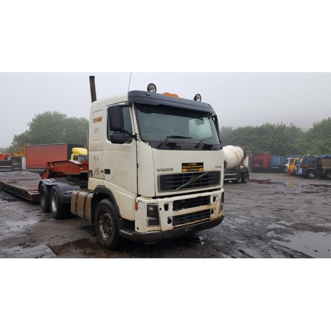 VOLVO FH12-460 6x4 Tractor Unit 2004 MANUAL GEARBOX