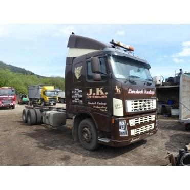 FH12.520 6 x 2 Chassis & Cab, Manual Gearbox 2003