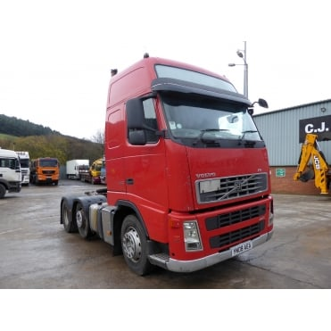 FH13-440 6x2 Tractor Unit 2008