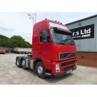 FH13-480 6x2 2008 Tractor Unit