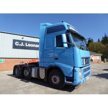 FH13.500 6 x 2 Tractor Unit, Manual Gearbox