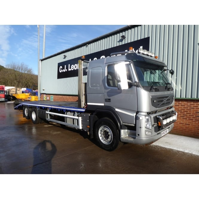 VOLVO FM11.410 6 X 2 CHEESE WEDGE 2013